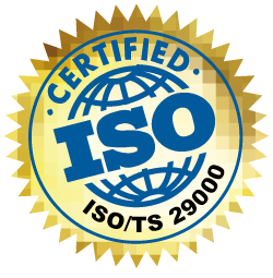iso 29000 certification