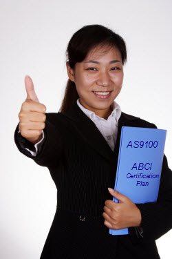 iso 9001: as9100 rev c certification